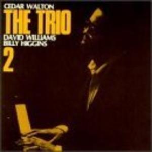 Album  Cover Cedar Walton - The Trio, Vol. 2 on RED Records from 1985