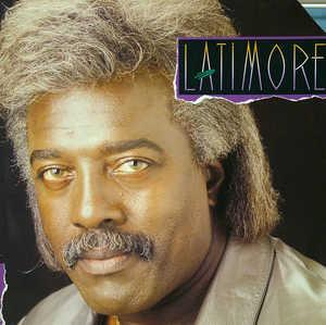 Album  Cover Latimore - Lattimore on MALACO Records from 1988