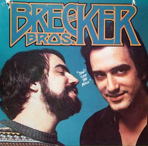 Front Cover Album The Brecker Brothers - Don't Stop The Music