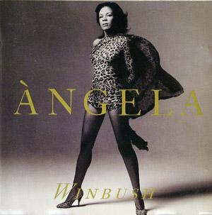 Album  Cover Àngela Winbush - Àngela Winbush on ELEKTRA Records from 1994