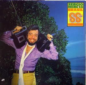 Album  Cover Sergio Mendes - Brasil 88 on ELEKTRA Records from 1978