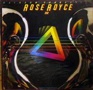 Front Cover Album Rose Royce - Rainbow Connection IV
