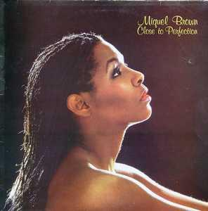 Album  Cover Miquel Brown - Close To Perfection on RECORD SHACK Records from 1985