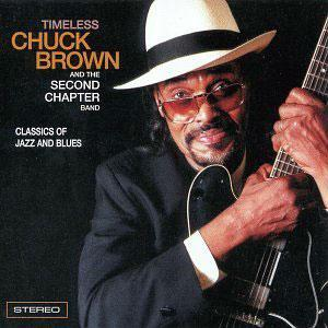 Front Cover Album Chuck Brown And The Soul Searchers - Timeless
