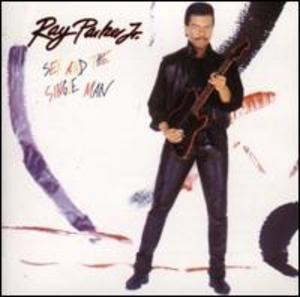 Front Cover Album Ray Parker Jr. - Sex And The Single Man