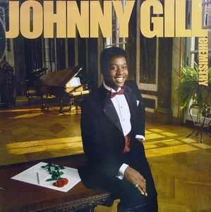 Album  Cover Johnny Gill - Chemistry on COTILLION Records from 1985