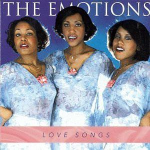 Album  Cover The Emotions - Songs Of Love on STAX Records from 1971