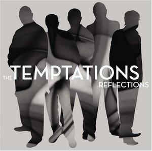 Album  Cover The Temptations - Reflections on MERCURY Records from 2006