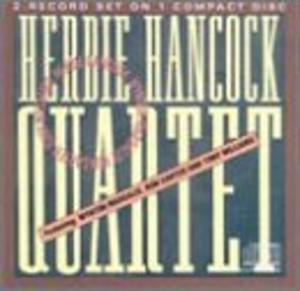 Album  Cover Herbie Hancock - Quartet on COLUMBIA Records from 1981