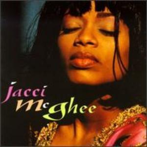 Album  Cover Jacci Mcghee - Jacci Mcghee on MCA Records from 1992