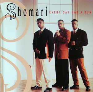 Album  Cover Shomari - Every Day Has A Sun on MERCURY Records from 1992