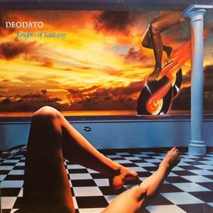 Album  Cover Deodato (eumir) - Knights Of Fantasy on WARNER BROS. Records from 1979