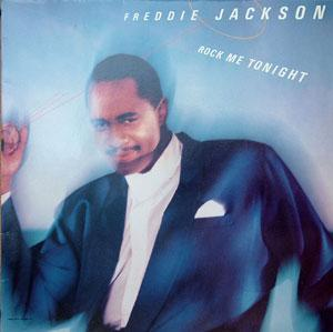 Album  Cover Freddie Jackson - Rock Me Tonight on CAPITOL Records from 1985