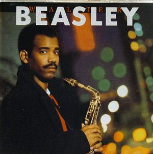 Album  Cover Walter Beasley - Walter Beasley on POLYDOR Records from 1987