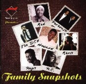 Album  Cover Various Artists - Family Snapshots on SOUL JAPAN Records from 2004