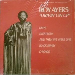 Album  Cover Roy Ayers - Drivin' On Up on UNO MELODIC (PINNACLE) Records from 1983