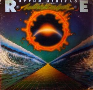 Front Cover Album Rhythm Heritage - Last Night On Earth