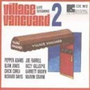 Album  Cover Dizzy Gillespie - Live: Village Vanguard on CAPITOL Records from 1993