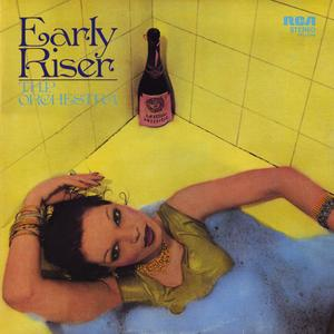 Album  Cover Thp Orchestra - Early Riser on RCA VICTOR Records from 1976
