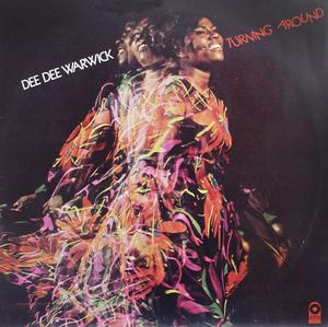 Front Cover Album Dee Dee Warwick - Turning Around