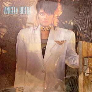 Album  Cover Angela Bofill - Tell Me Tomorrow on ARISTA Records from 1985