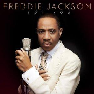 Front Cover Album Freddie Jackson - For You