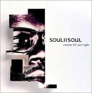 Album  Cover Soul Ii Soul - Vol. Iii: Just Right on VIRGIN Records from 1992