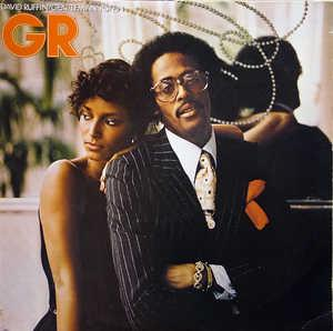 Front Cover Album David Ruffin - Gentleman Ruffin