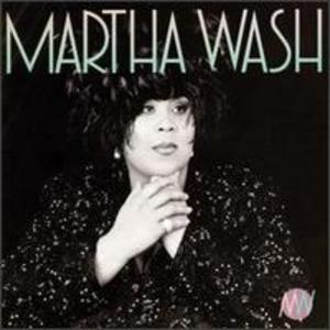 Album  Cover Martha Wash - Martha Wash on RCA (BMG) Records from 1992