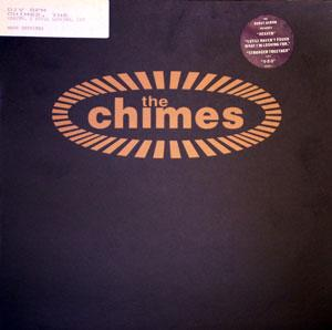 Album  Cover The Chimes - The Chimes on SONY Records from 1990