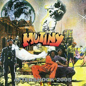 Album  Cover Mutiny - Aftershock 2005 on  Records from 1996