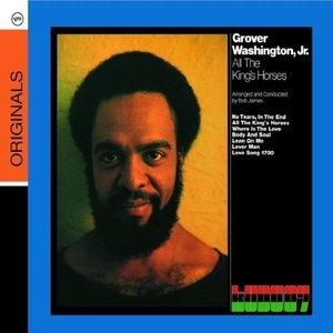 Album  Cover Grover Washington Jr - All The King's Horses on KUDU Records from 1972