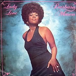 Front Cover Album Barbara Mason - Lady Love