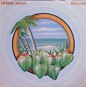Front Cover Album Herbie Mann - Mellow