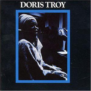 Album  Cover Doris Troy - Doris Troy on APPLE Records from 1970