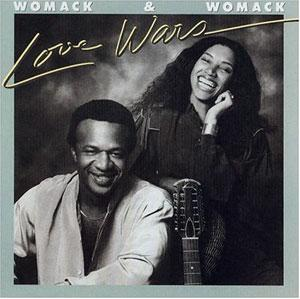 Album  Cover Womack And Womack - Love Wars on ELEKTRA Records from 1983