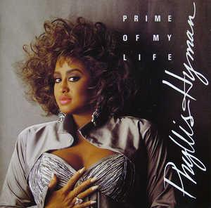 Album  Cover Phyllis Hyman - Prime Of My Life on PHILADELPHIA INTERNATIONAL Records from 1991