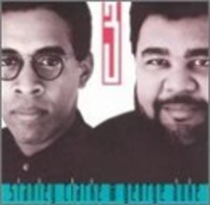 Album  Cover Stanley Clarke - 3 on EPIC Records from 1989