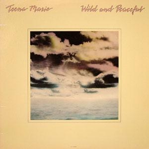 Front Cover Album Teena Marie - Wild & Peaceful