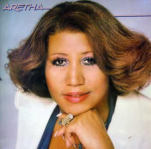 Album  Cover Aretha Franklin - Aretha 80 on ARISTA Records from 1980