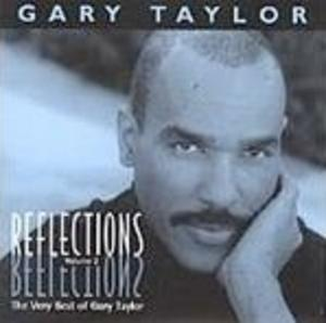 Front Cover Album Gary Taylor - Reflections