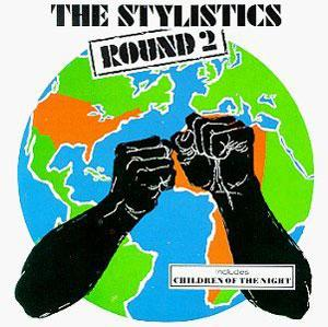 Album  Cover The Stylistics - Round 2 on AVCO Records from 1972