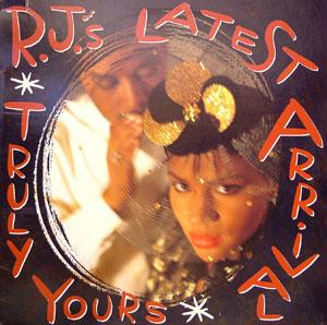 Album  Cover R.j.'s Latest Arrival - Truly Yours on MANHATTAN Records from 1988