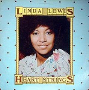 Album  Cover Linda Lewis - Heart Strings on REPRISE Records from 1974