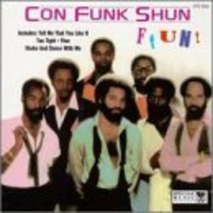 Album  Cover Con Funk Shun - Ffun on SPECIAL MUSIC Records from 1994