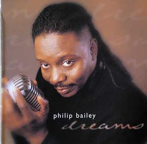 Album  Cover Philip Bailey - Dreams on HEADS UP Records from 1999