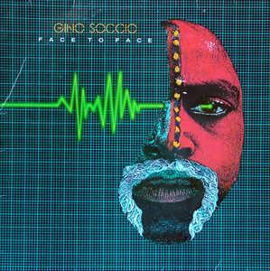 Album  Cover Gino Soccio - Face To Face on ATLANTIC Records from 1982