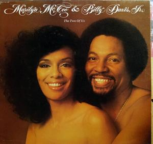 Album  Cover Marilyn Mccoo - The Two Of Us on ABC Records from 1977