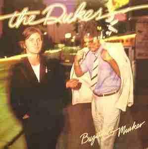 Album  Cover Bugatti & Musker - The Dukes on WEA Records from 1982