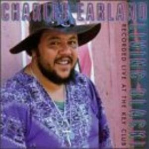 Album  Cover Charles Earland - Living Black! on PRESTIGE Records from 1970